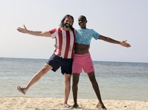 'Robinson Crusoe ve Cuma' filme taşındı