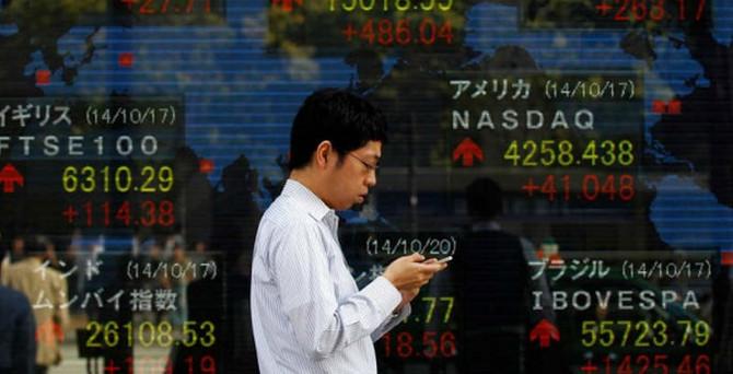 Asya borsalarında negatif seyir hakim