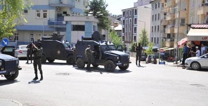 Tunceli'de polise saldırı: 2 terörist öldürüldü