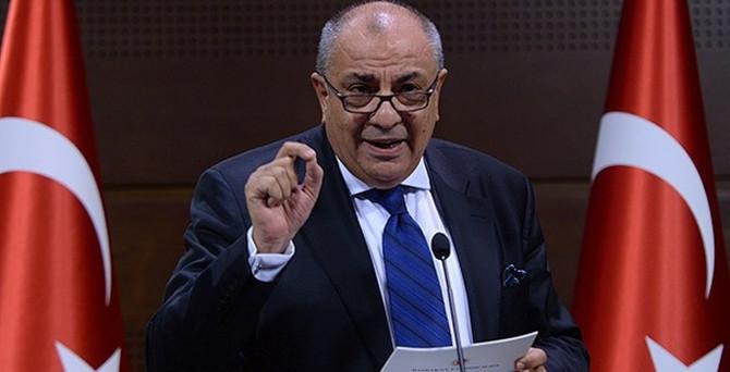 Türkeş eleştirilere cevap verdi