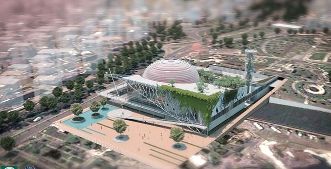 Osmangazi'den kente değer katacak Tarih Müzesi'nde inşaat başladı