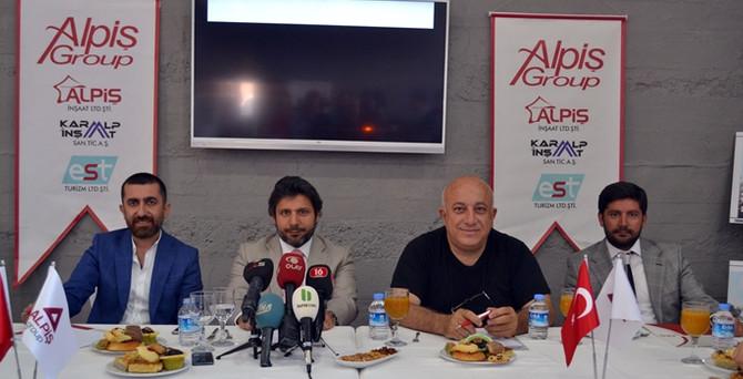 Alpiş Group, Tuana Evleri projesiyle Arap yatırımcıyı hedef aldı