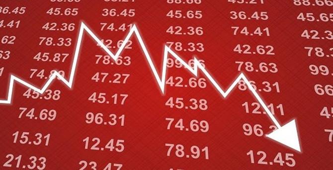 Borsa ilk seansı düşüşle tamamladı