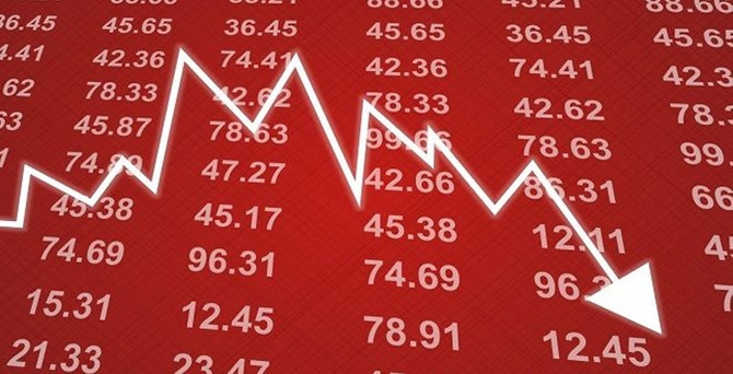 Borsa günü yüzde 2,99 düşüşle tamamladı