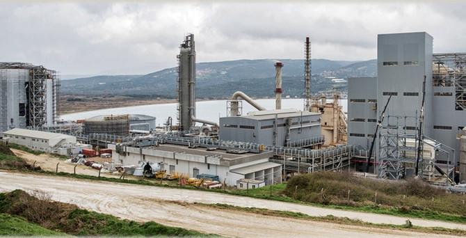 Bagfaş'ın yeni fabrikalarında deneme üretimi başladı
