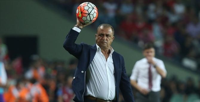 Fatih Terim'le 114. milli maç