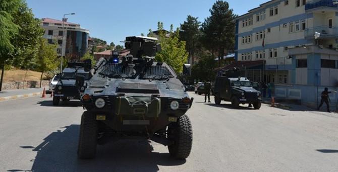 Tunceli'de terör saldırısı: 5 yaralı