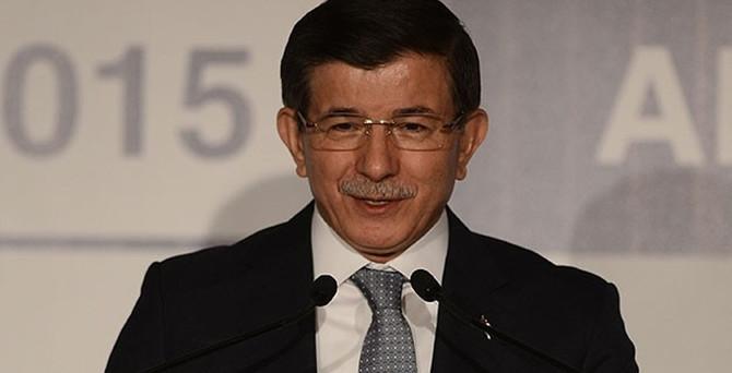 Davutoğlu, W20 Konferansında konuştu