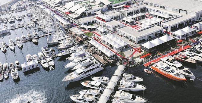 2 milyar dolarlık iş hacmi yaratan Boat Show'a 600 marka geliyor