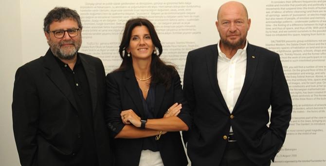Koç Holding, İstanbul Bienali sponsorluğunu 2026'ya kadar uzattı