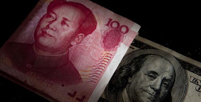 Çin döviz rezervlerinde rekor düşüş