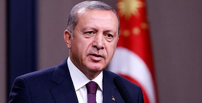 Cumhurbaşkanı Erdoğan Ömeroğlu'nu kabul etti