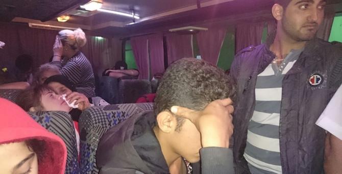 Edirne'de 102 kaçak göçmen yakalandı