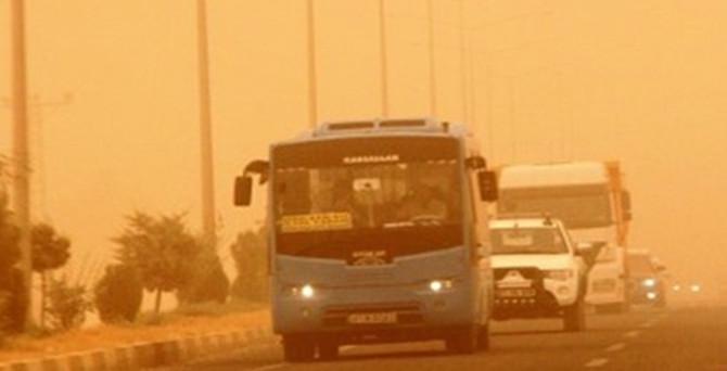Meteoroloji'den toz aşımı uyarısı
