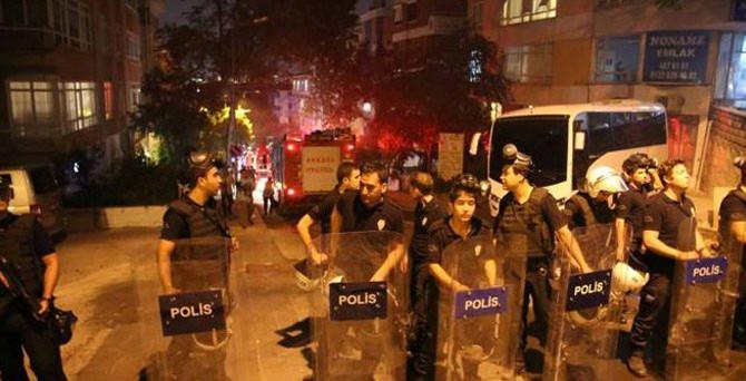 İstanbul'da 93 kişi gözaltına alındı