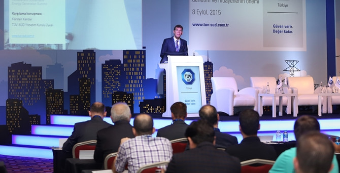 Alman TÜV SÜD, Türkiye'de satın alacak şirket arıyor