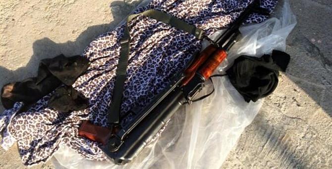 Diyarbakır'da silah kaçakçılarına operasyon