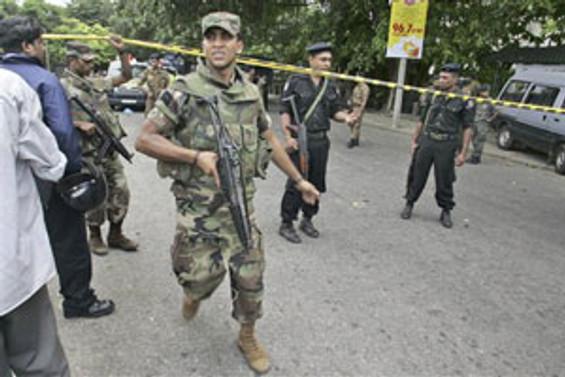 Sri Lanka'daki çatışmalarda 49 kişi öldü