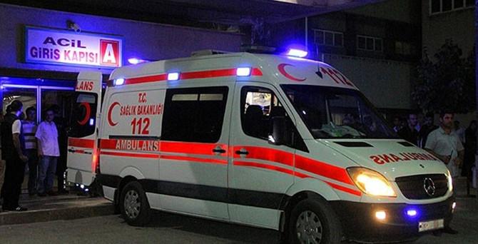 Tunceli'de terör saldırısı: 1 polis şehit