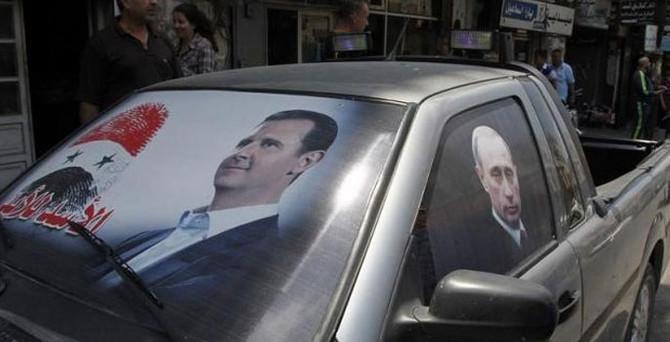 'Rus askerleri Suriye'de operasyona katıldı'