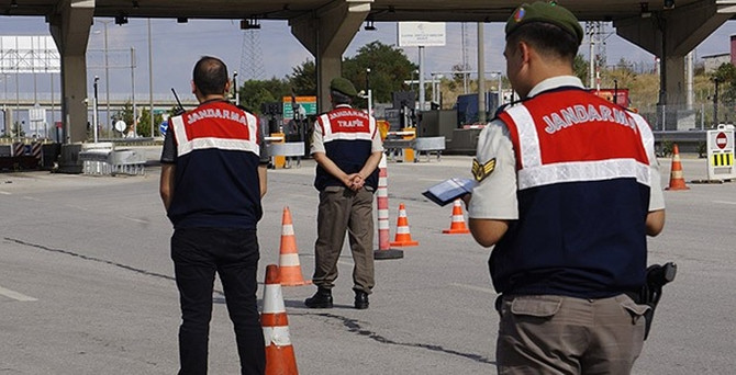 Edirne'de sığınmacı nöbeti tutuluyor