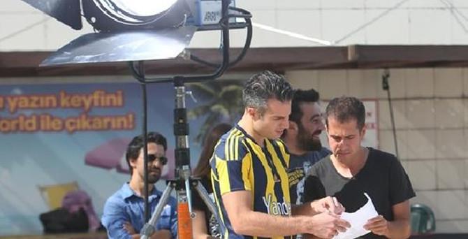 Fenerbahçe Yandex reklam filmi çekildi
