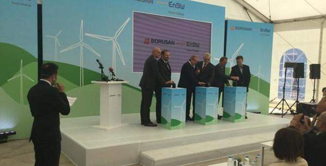 Borusan'dan büyük enerji yatırımı