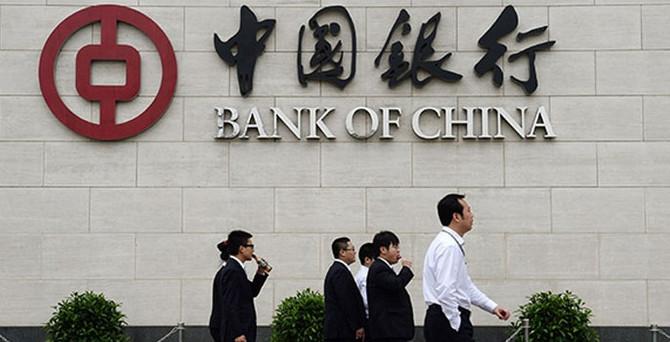 Bank of China 2016'da Türkiye'de