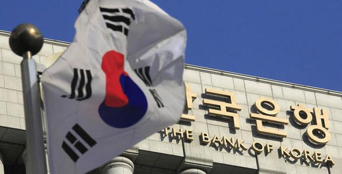 Güney Kore  faizlere dokunmadı