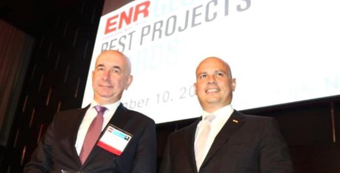 TAV ve SUMMA'ya, dünyanın en iyi projeleri ödülü