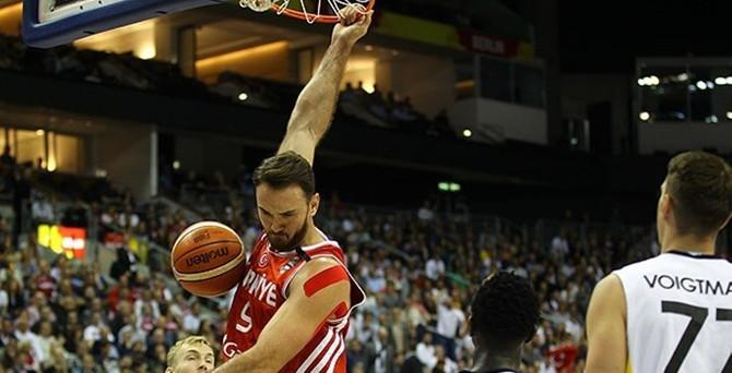 İşte Avrupa Basketbol Şampiyonası'ndaki eşleşmeler