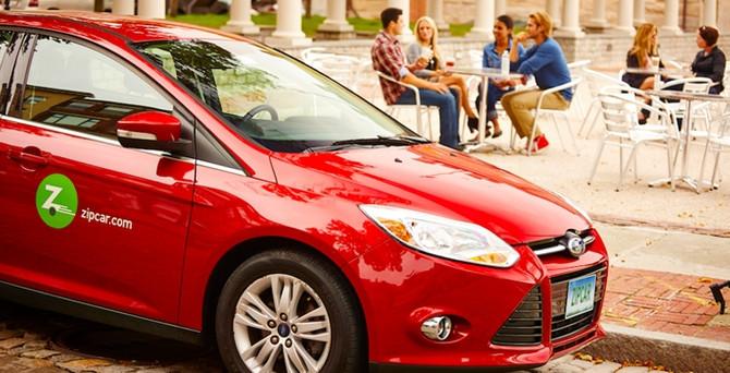 Zipcar araçları 5 ayda 15 bin saat kiralandı