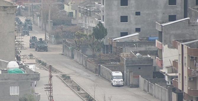 Cizre'de polise bombalı tuzak