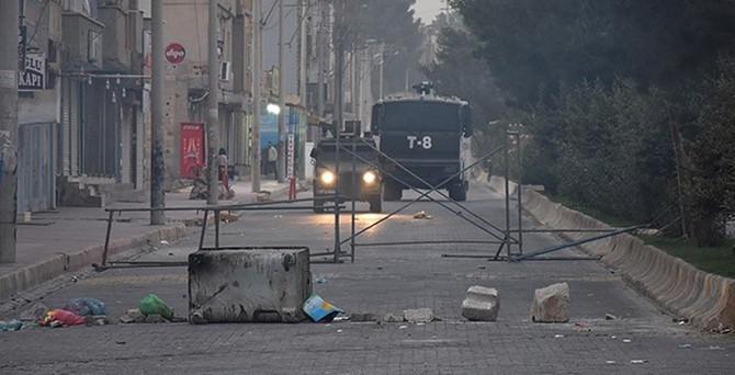 Cizre'de tekrar sokağa çıkma yasağı!
