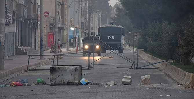 Cizre'de çatışma: 1 şehit, 3 yaralı