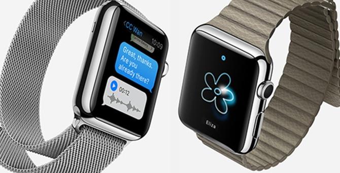Yeni Apple Watch ile zaman 'değer'lendi!