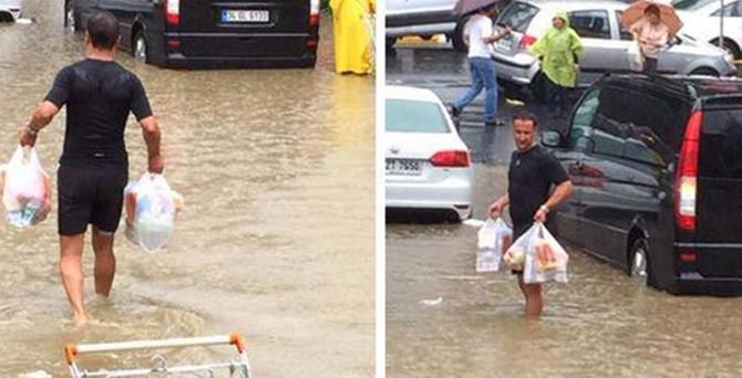 Vitor Pereira da sel mağduru