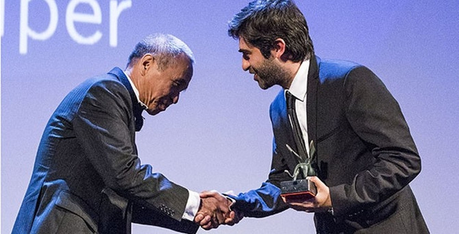 Venedik Film Festivali'nde 'Abluka'ya ödül