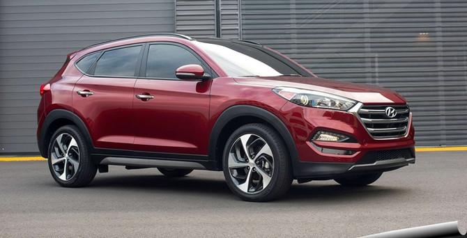 Hyundai Tuscon, IIHS'den en yüksek puanı aldı