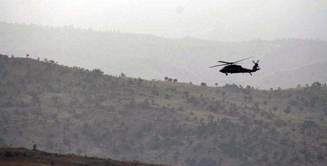 Muş'ta terör operasyonu: 2 terörist öldürüldü