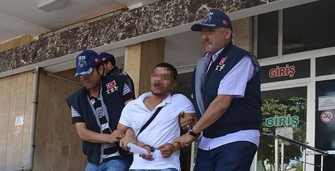 Malatya'da terör operasyonu: 2 tutuklama