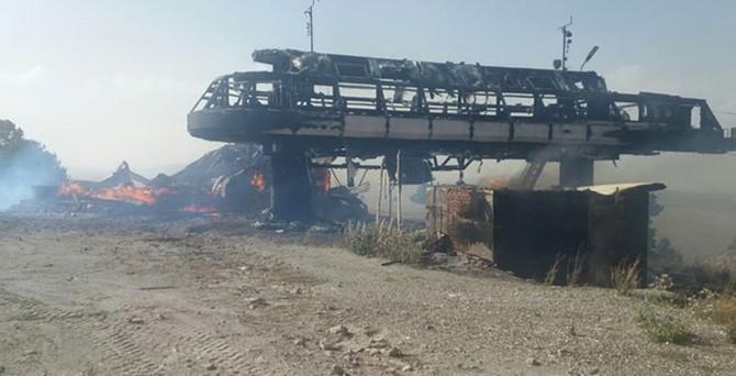 Sarıkamış'ta kayak merkezine saldırı!