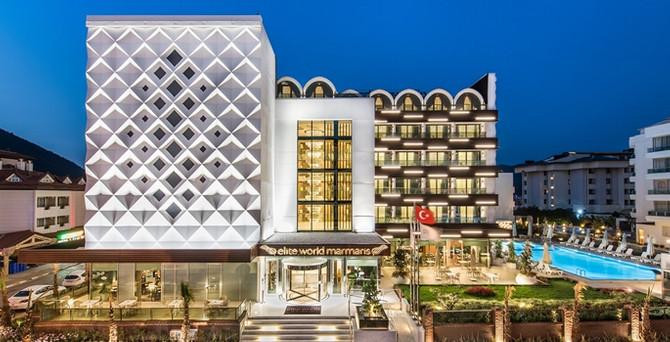 Elite World, 465 milyon dolar yatırımla 4 yeni otel açacak