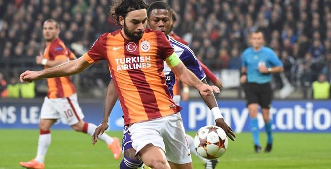 Galatasaray'ın Avrupa sponsoru THY