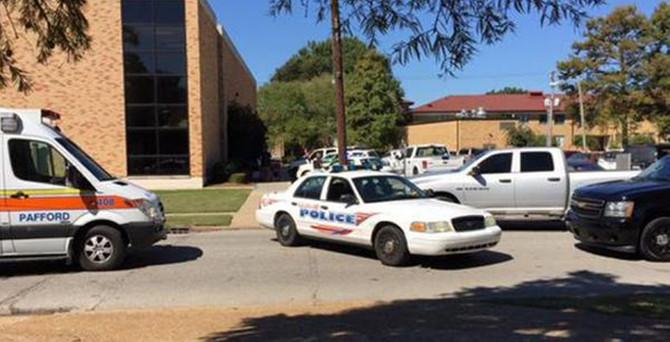 Üniversitede silahlı saldırı!