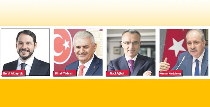 AK Parti'nin yeni ekonomi yönetiminde radikal değişim