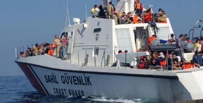 Çanakkale'de 472 kaçak yakalandı