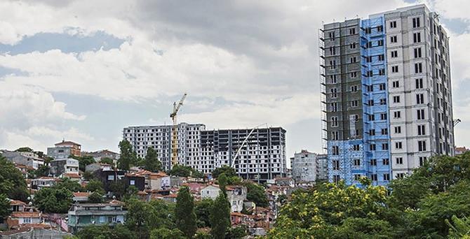Kentsel dönüşümle daireler küçülüyor, değerleri artıyor