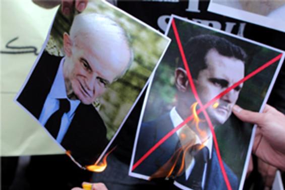 Suriye'de bu cuma da gergin geçiyor