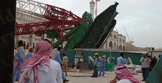 Kabe'deki kazada ölü sayısı 110'a yükseldi